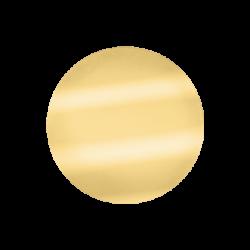 Mirror glass gold