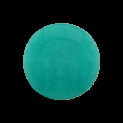 Lucite green dyed jade gemstone