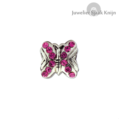 Bellini vlinder roze