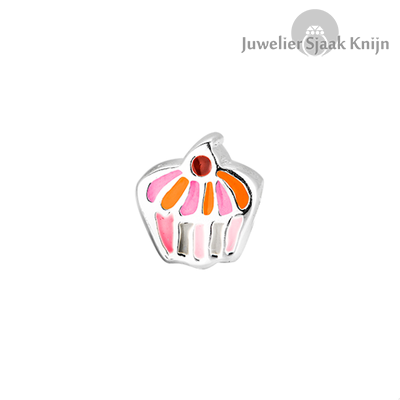 Bellini Roze cupcake emaille