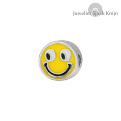 Bellini Fantasie smiley emaille