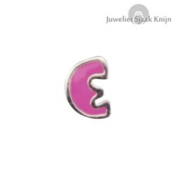 Bellini Letter roze E