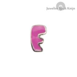 Bellini Letter roze F