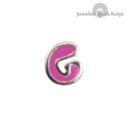 Bellini Letter roze G