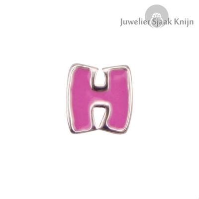 Bellini Letter roze H
