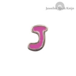 Bellini Letter roze J