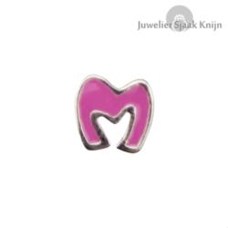 Bellini Letter roze M