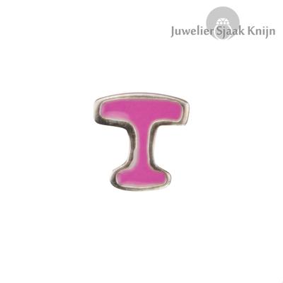 Bellini Letter roze T