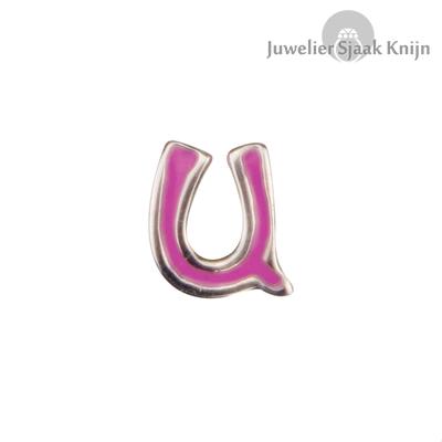 Bellini Letter roze U