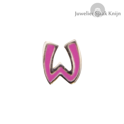 Bellini Letter roze W