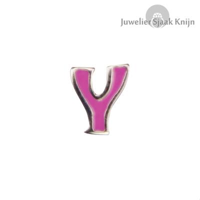 Bellini Letter roze Y