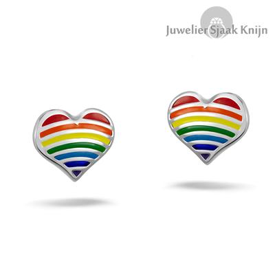 Bellini hart regenboog
