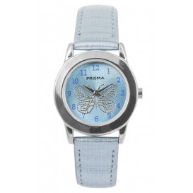 Cool Watch vlinder blauw