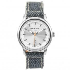 Cool watch denim grijs