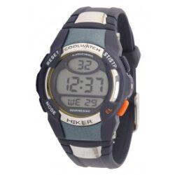 Cool Watch Hiker digitaal blauw