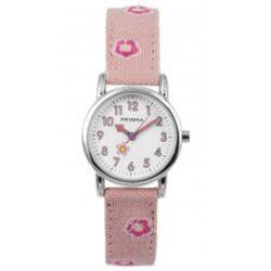 Cool Watch Bloem denim roze