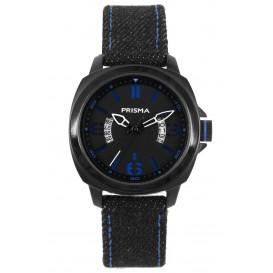 Cool Watch Racer canvas blauw