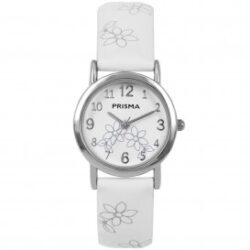 Cool watch bloem wit