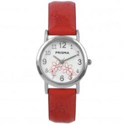 Cool watch bloem rood