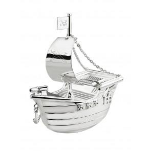 Piratenschip spaarpot