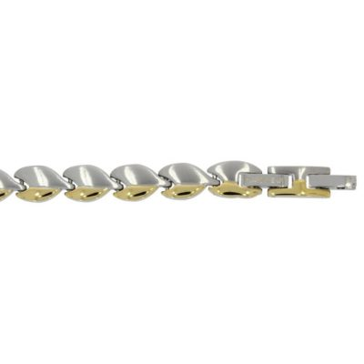 Armband edelstahl dames double staal