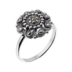 Ring met marcasiet