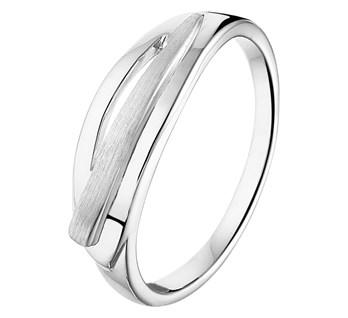 Ring glanzend-mat