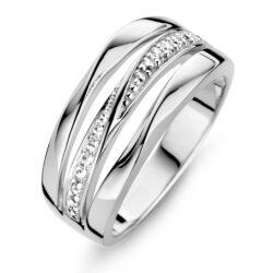 Rosa di Luca zilveren ring