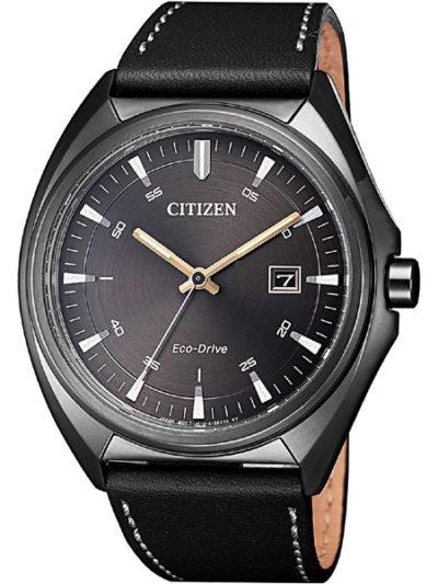 Horloge Sports Eco-Drive Zwart