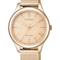 Horloges dames Eco-drive Elegance Bicolor goud