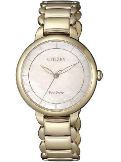 Horloges dames Eco-drive Ladies goud