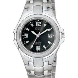 Horloges dames Eco-drive titanium