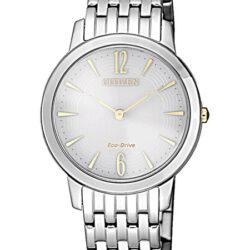 Horloges dames Eco-drive elegance Staal