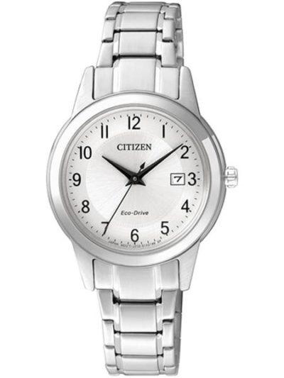 Horloges dames Eco-drive Zwart/wit