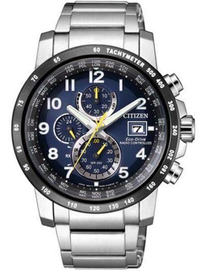 Radio Controlled Sport Eco-Drive Horloge