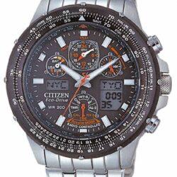 Radio Controlled Skyhawk edelstaal horloge
