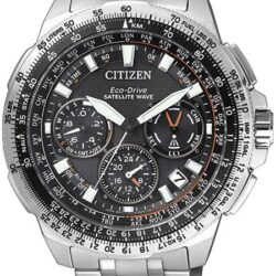Horloge Eco-drive satellite wave F900 Titanium